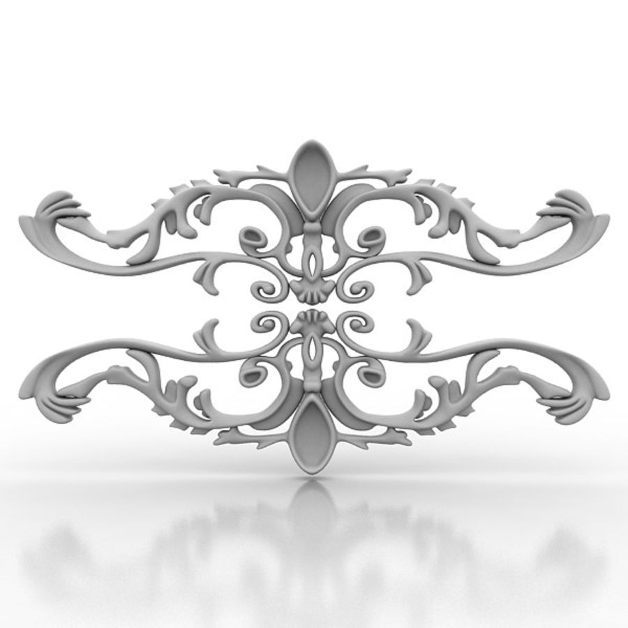 Architectural Elements 67 royalty-free 3d model - Preview no. 4