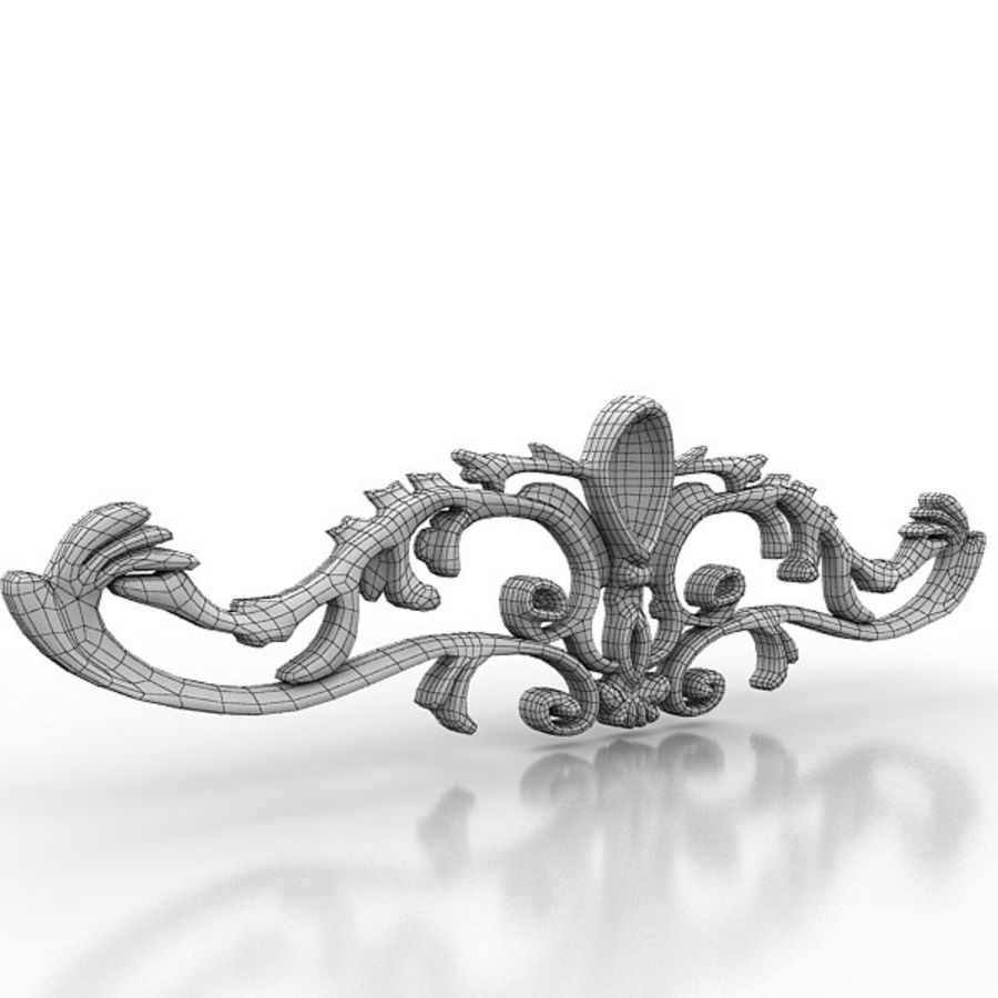 Architectural Elements 67 royalty-free 3d model - Preview no. 7