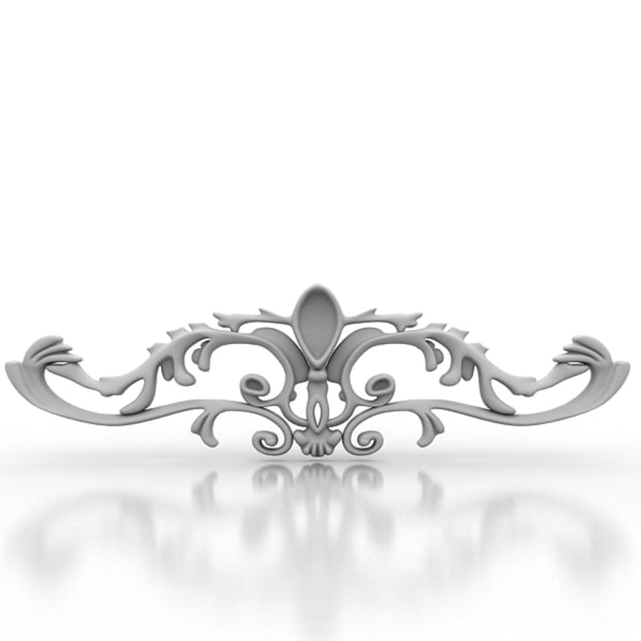 Architectural Elements 67 royalty-free 3d model - Preview no. 1