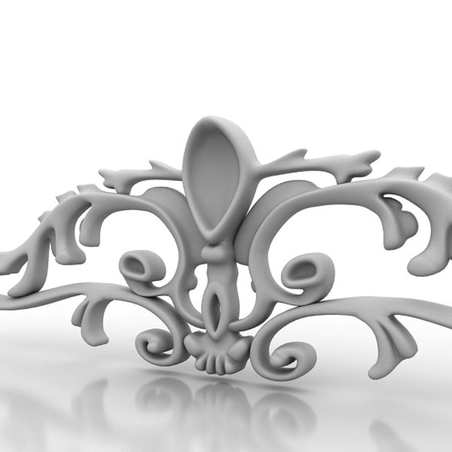 Architectural Elements 67 royalty-free 3d model - Preview no. 3
