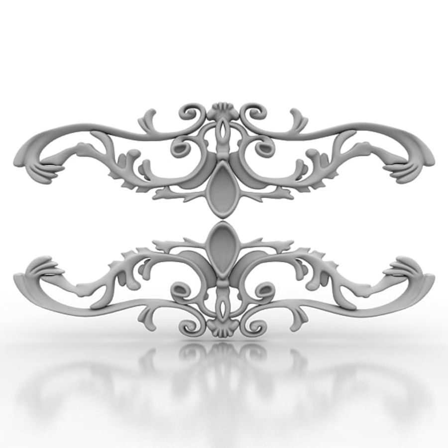 Architectural Elements 67 royalty-free 3d model - Preview no. 5