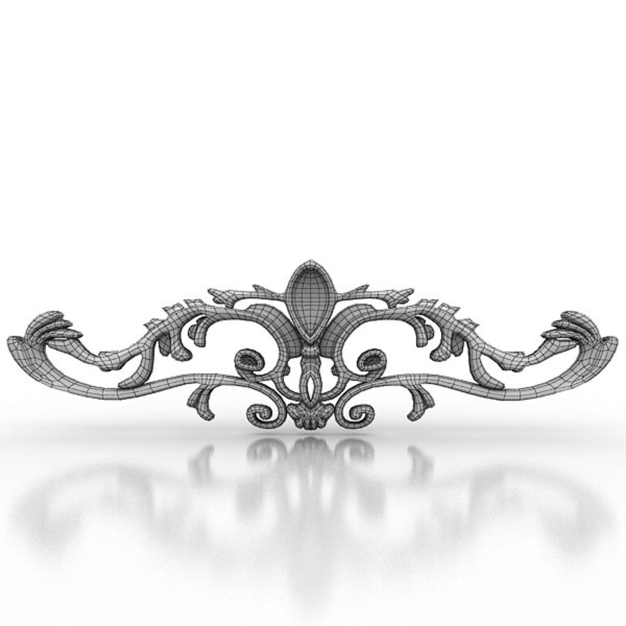 Architectural Elements 67 royalty-free 3d model - Preview no. 6