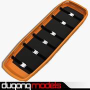 носилки 3d model