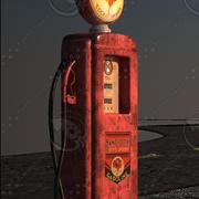 pompe à essence 3d model
