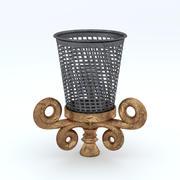 Trash Fancy 3d model