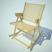 Rex Rocking Chair 3d model