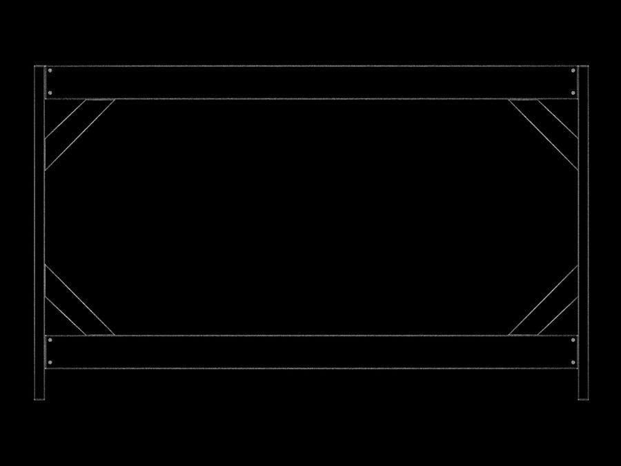 Gabinet royalty-free 3d model - Preview no. 5
