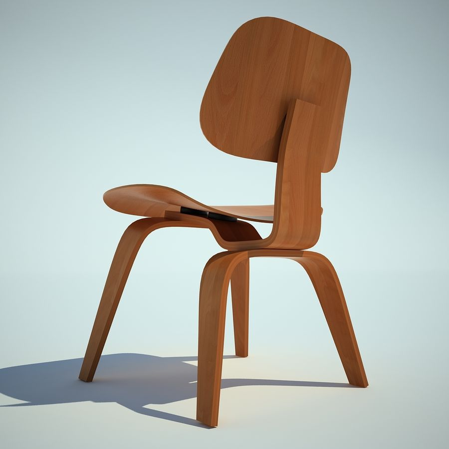 Wondrous Eames Dcw Dining Chair 3D Model 12 Unknown Obj Wrl Ma Pdpeps Interior Chair Design Pdpepsorg