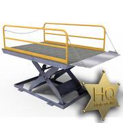 Dock Lift 3d model
