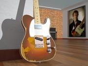 Fender Telecaster Andy Summers 3d model