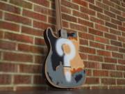 Fender Telecaster Joe Strummer 3d model