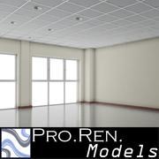 Pusty pokój 3d model