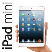 iPad Mini 3d model