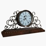 Reloj modelo 3d