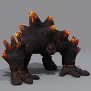 MAGMA opgetuigd 3d model