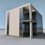 Residential 008 3d model