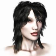 Чандра Персонаж v1 3d model
