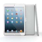 Den nya Apple iPad Mini med smarta omslag 3d model