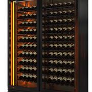 Serie di armadietti del vino 3d model
