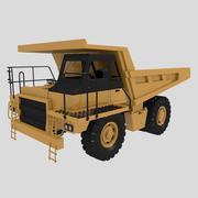 Construction Truck 3d model
