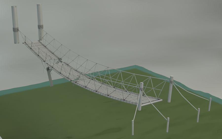 bridge royalty-free 3d model - Preview no. 4