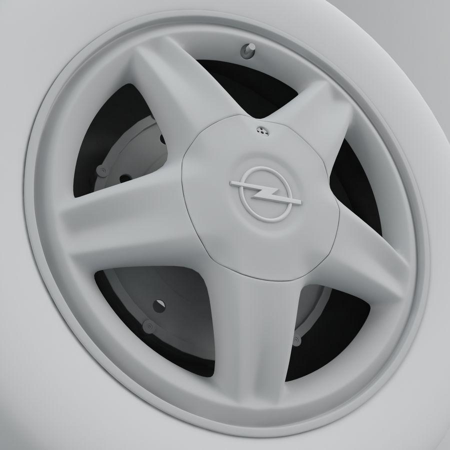 Räder royalty-free 3d model - Preview no. 6
