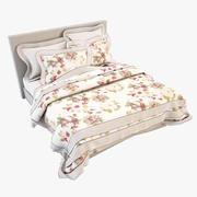 Bedcloth(19) 3d model