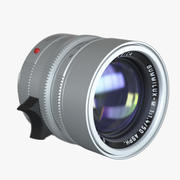 Obiektyw ASICA Leica Summilux-M 50 mm 3d model