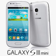Samsung galaxy SIII mini I8190 3d model
