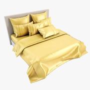 Bedcloth(23) 3d model