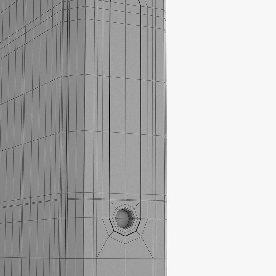 iphone 5 royalty-free 3d model - Preview no. 16