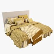 Bedcloth(10) 3d model