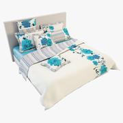 Bedcloth(15) 3d model