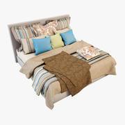 Bedcloth(17) 3d model
