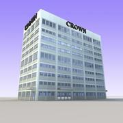 Office Building 1 3d model