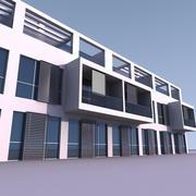 Residential 005 3d model