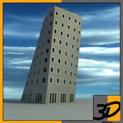 Torre di Gehry 3d model