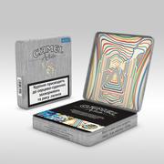 Pacchetto di sigarette Cammello 3d model