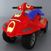 Oyuncak araba C 3d model