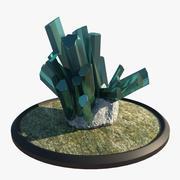 Kristal 3d model