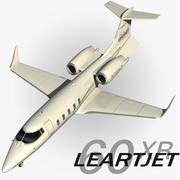 LEARJET 60-XR 3d model