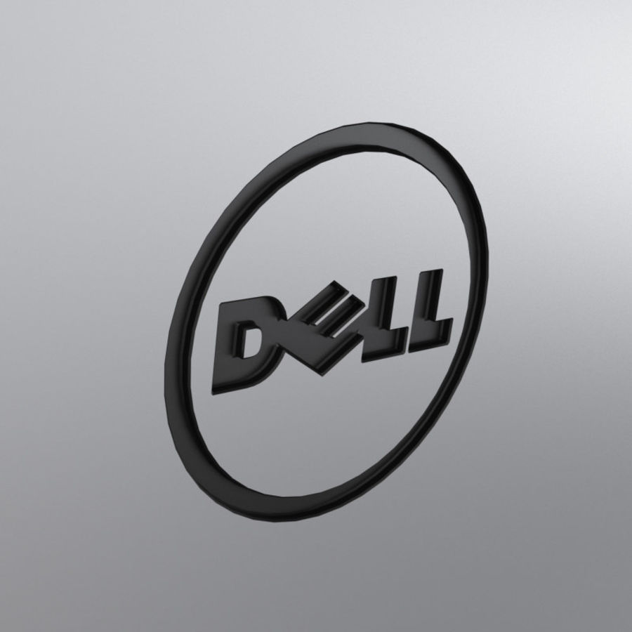 DELL XPS 13 Ultrabook royalty-free 3d model - Preview no. 16