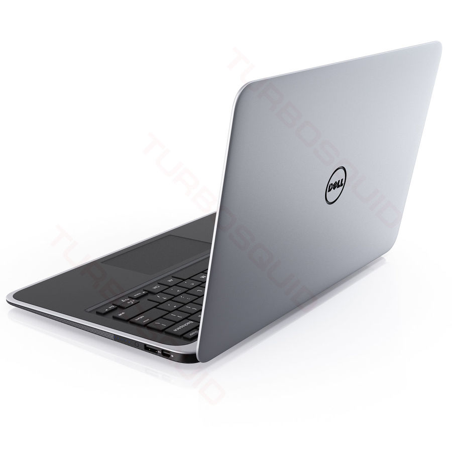 DELL XPS 13 Ultrabook royalty-free 3d model - Preview no. 4