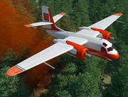 Aerial Tracker Grumman S2F 3d model