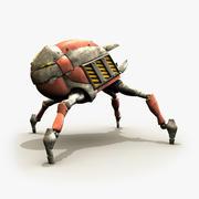 Robocrab Rig 3d model