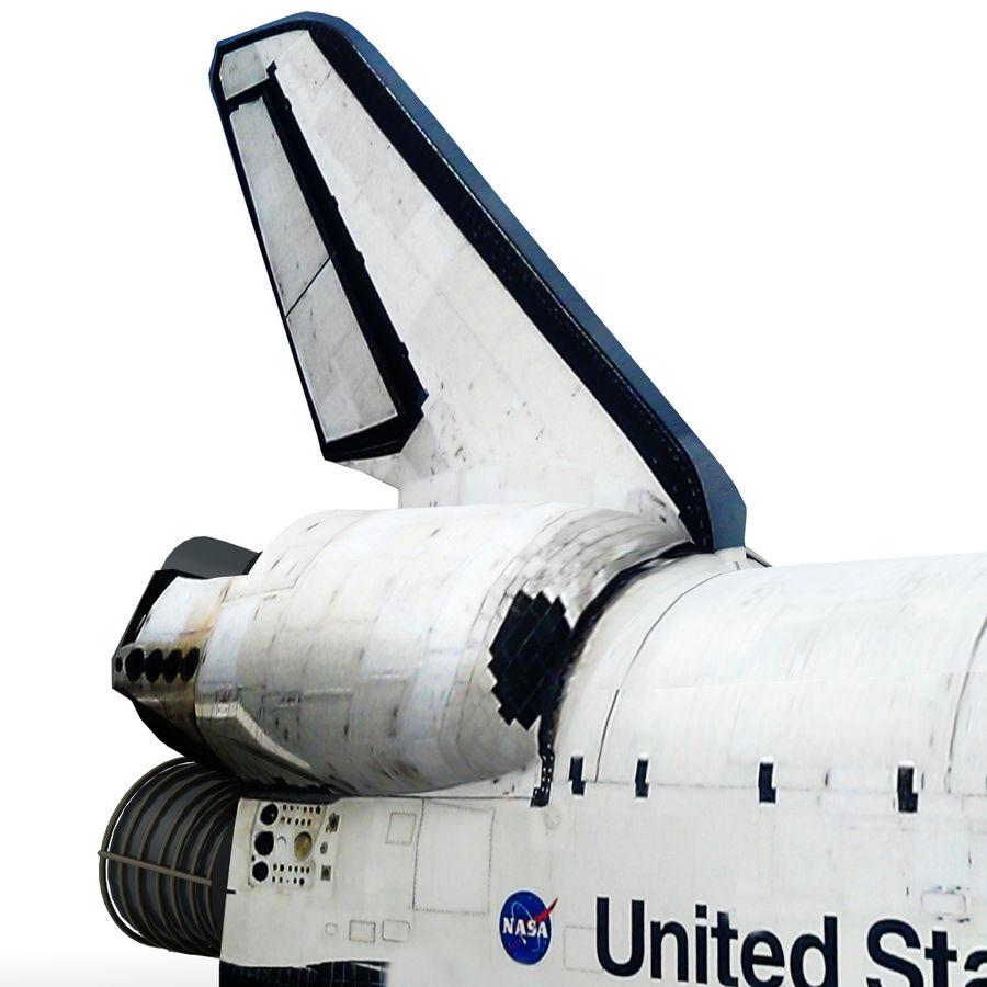 Nave espacial royalty-free 3d model - Preview no. 26