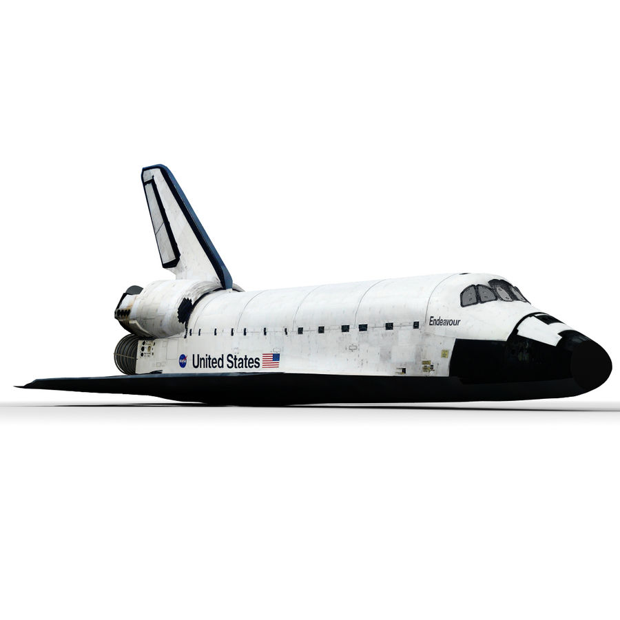 Nave espacial royalty-free 3d model - Preview no. 12