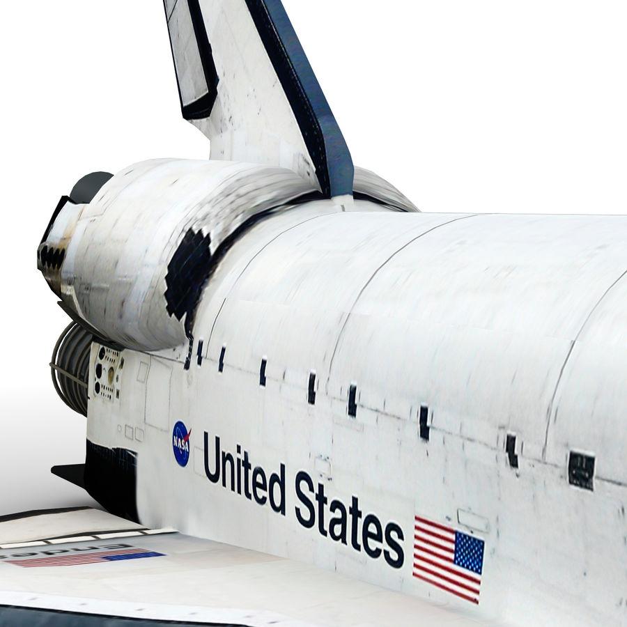 Nave espacial royalty-free 3d model - Preview no. 24