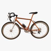 bisiklet - yarış 3d model