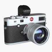 Yeni Leica M Dijital Fotoğraf Makinesi 3d model